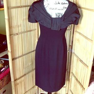 Vintage 1950s shift dress